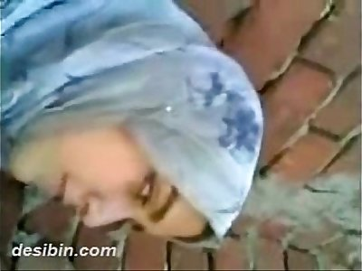Kashmiri lover couple Rubi Salim hot video clip!