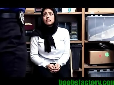 Policeman force to fucks arabic on boobsfactory.com